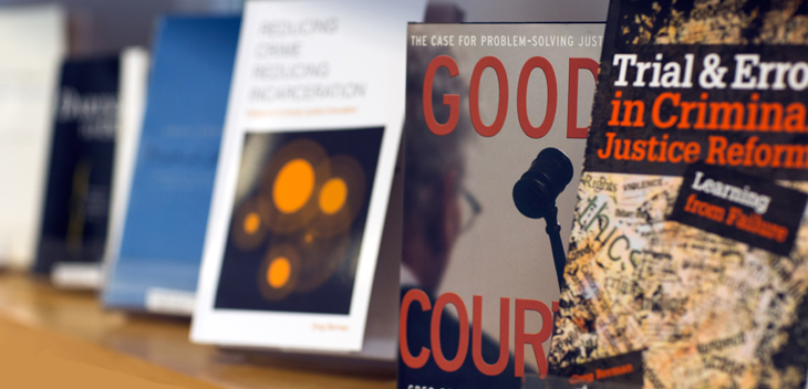 Books from the Center for Court Innovation