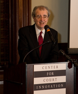 New York State Chief Judge Jonathan Lippman