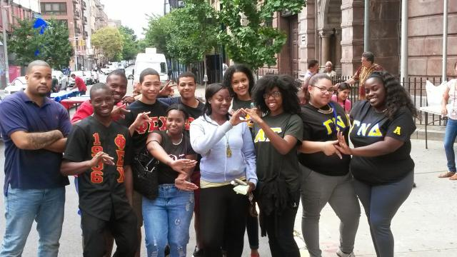 2014 Harlem Reentry Family Day Block Party