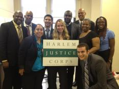 "Harlem Justice Corps Staff (A.k.a ""The Harlem Avengers"")"