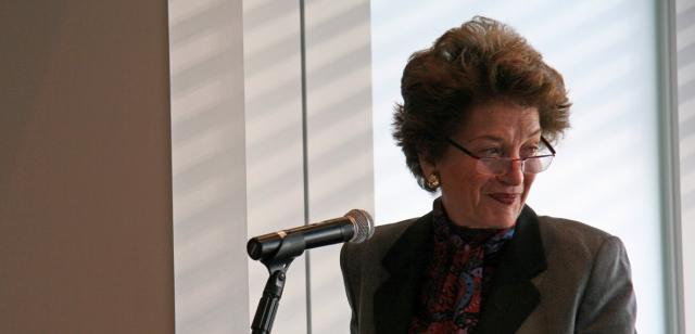 "This week we're marking the one-year anniversary of the death of Judith Kaye, the former New York Chief Judge. The Center for Court Innovation exists in part thanks to Kaye's tireless support and advocacy. Kaye was a driving force behind  the creation of the Midtown Community Court in 1993. Its success addressing low-level crimes led to the creation of the Center three years later as a permanent engine of reform. On the occasion of her death one year ago, our director, Greg Berman,  noted of Kaye: ""In a conservative profession (with a small ""c""), she stood out for her intellectual curiosity, her sometimes subversive humor, and, most of all, her sustained appetite for reform."""