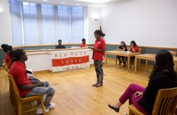 The Red Hook Youth Court trains teenagers to handle real-life cases involving their peers.