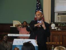 Harlem Reentry Graduation June 2012