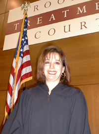 Judge Jo Ann Ferdinand