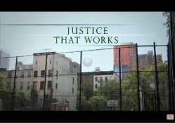 Justice That Works is a short film about the Midtown Community Court.