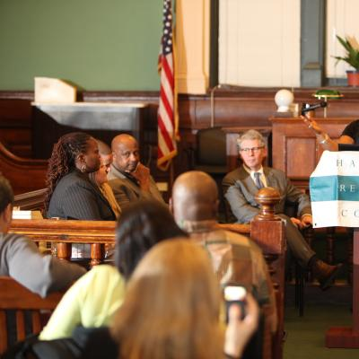 Harlem Reentry Court Graduation