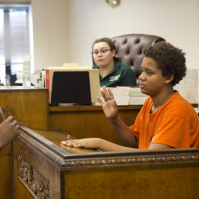 Youth Court Newark Community Solutions