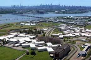Rikers from Lippman Commission Report Cover