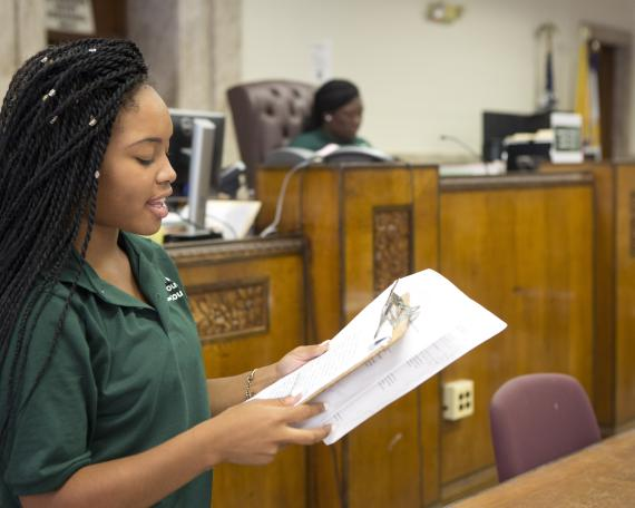 Newark Community Solutions Youth Court