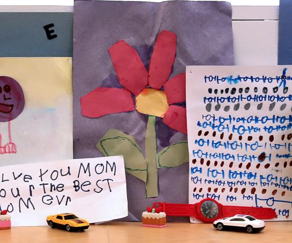 child artwork from Bronx Child Trauma Support