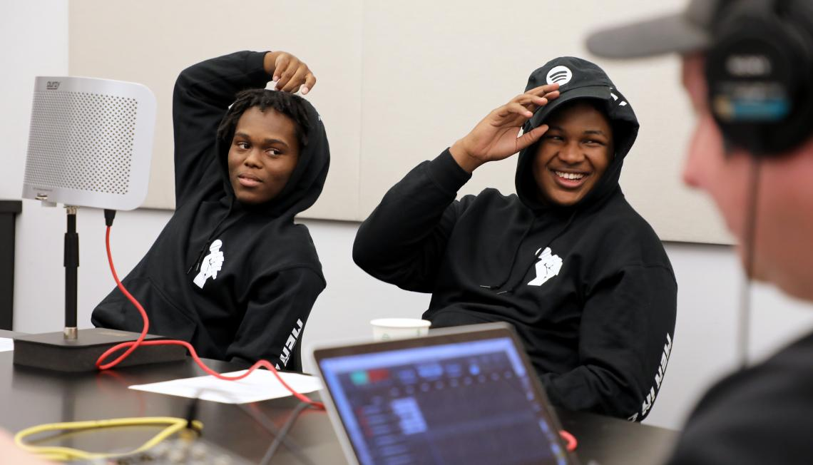 Students win NPR's Student Podcast Challenge