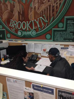 Brooklyn Justice Initiatives operates out of Brooklyn's centralized criminal court
