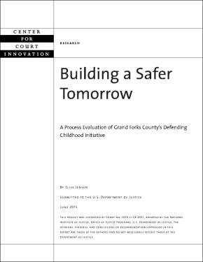 Building a Safer Tomorrow