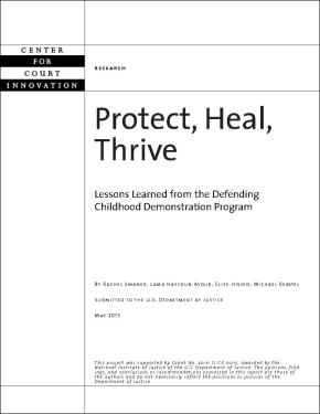 Protect, Heal, Thrive