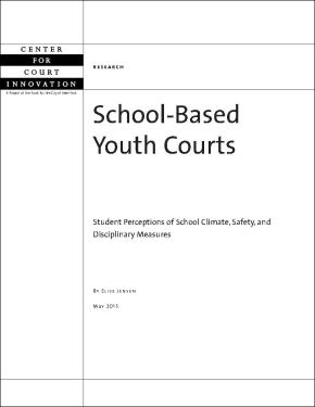 School-Based Youth Courts