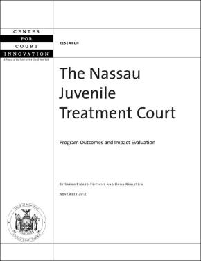 Nassau Juvenile Treatment Court