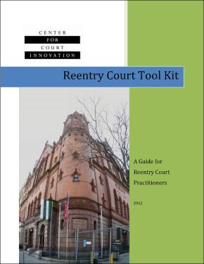 Reentry Court Tool Kit