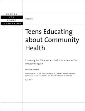 TeensEducatingaboutCommunityHealth