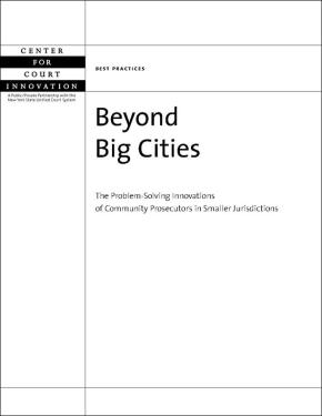 Beyond Big Cities