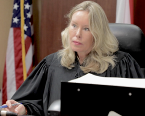 Judge Carroll Kelly, Miami-Dade County Domestic Violence Court