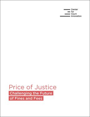 COVER Price of Justice report