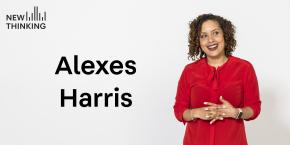 Alexes Harris discusses fines and fees on New Thinking podcast