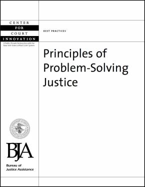 Principles of Problem-Solving Justice